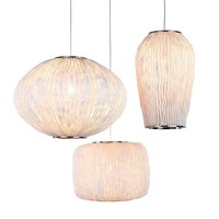 Three-Piece Coral Pendant Lamp -25%