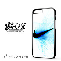 Nike Logo Blue Fire For Iphone 6 Iphone 6S Iphone 6 Plus Iphone 6S Plus Case Phone Case Gift Present