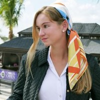 L. Lavone Dresses Up for Season at the WEF Show Grounds - L. Lavone