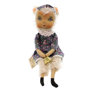 Joe Spencer Lilibeth Lamb Easter & Spring Plush