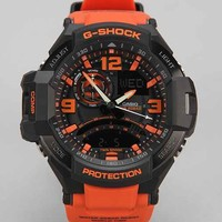 G-Shock GA1000 Aviation Watch- Orange One