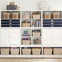 Cameron Creativity Storage System with Open Bases | Pottery Barn Kids