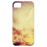 Angelic Clouds iPhone SE/5/5s Case