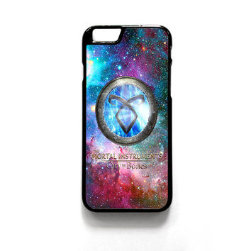 The Mortal Instruments City Of Bones For Iphone 4/4S Iphone 5/5S/5C Iphone 6/6S/6S Plus/6 Plus Phone case ZG