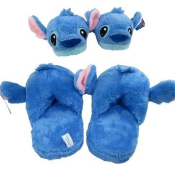 Stitch Slippers - Lilo and Stitch Slippers