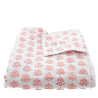 Mia Cuddle and Play Blanket in Organic Cotton Muslin
