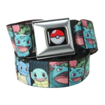 Pokemon Evolution Seat Belt Belt