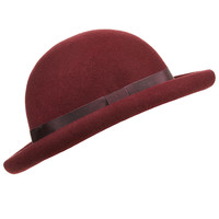 Roller Bowler Hat - Hats - Accessories - Topshop