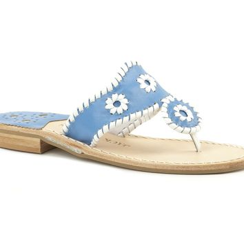 College Colors - Light Blue & White - College Colors  - Jack Rogers USA