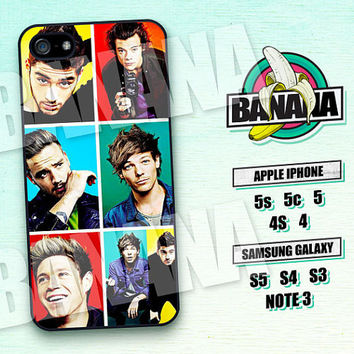 One Direction, idol, Star, iPhone 5 case, iPhone 5C Case, iPhone 5S case, Phone case, iPhone 4 Case, iPhone 4S Case, Phone Skin, OD08