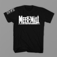 Meek Mill Dreamchaser Mmg Dreams Worth More Than Money T Shirt