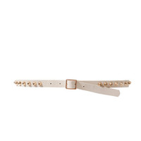 STUDDED STRETCH BELT - Accessories - Accessories - Woman - ZARA United States
