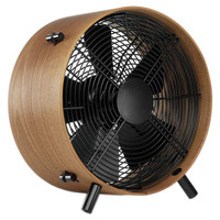 Otto Fan, African Sapele Wood, Fans