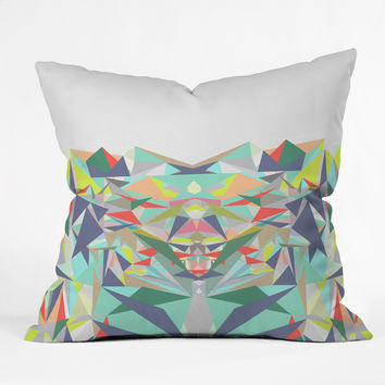 Mareike Boehmer Graphic 199 A Outdoor Throw Pillow