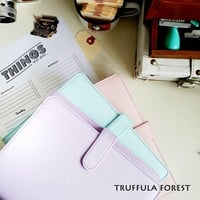 A5 Pastel Colored Planners