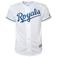 Eric Hosmer Kansas City Royals #35 MLB Youth Cool Base Home Jersey (Youth Medium 10/12)