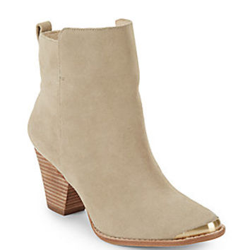Ella Moss - Victoria 2 Suede Ankle Boots
