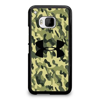 CAMO BAPE UNDER ARMOUR HTC One M9 Case Cover