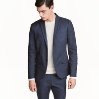 H&M Cotton Blazer Slim fit $69.99