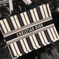DCCK2 1261 Christian Dior Paris Shopping Bag Fashion Handbag