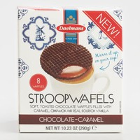 Daelman Chocolate Stroopwafel Box