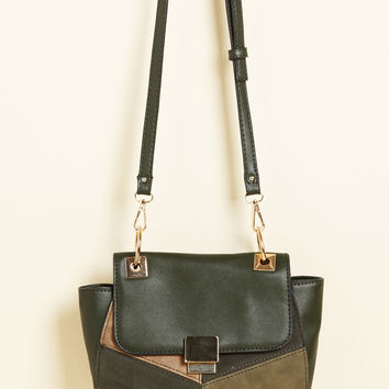 Far-Out Final Touch Bag in Herb | Mod Retro Vintage Bags | ModCloth.com
