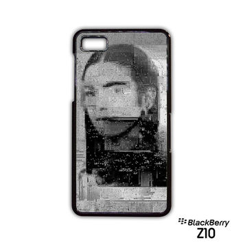 Sad girls on the painting for Blackberry Z10/Q10 phonecases