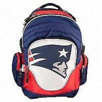 New England Patriots Hype Logo Backpack