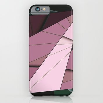 Shape Abstract iPhone & iPod Case by Ducky B
