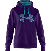 Under Armour Women's Storm Big Logo Printed Hoodie