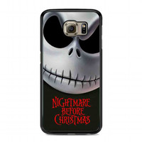 Nightmare Before Christmas (2) For samsung galaxy s6 case