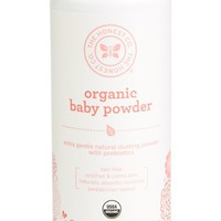 The Honest Company Organic Baby Powder