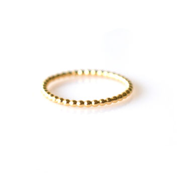 14kt Gold Fill Eternity Band