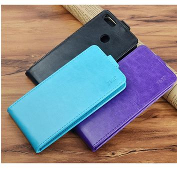 For Xiaomi Mi A1 Global Version Leather Flip Cover  MiA1 5.5 Inch Vertical Protective Mobile Back Cover Phone Cases