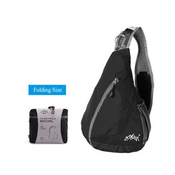 Sports gym bag AONIJIE Folding Shoulder Bag Sport Gym Swim Dance Camping Travel Hiking Backpack Backpack Sling Chest CrossBody Bag Men Women KO_5_1