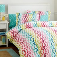 Palm Beach Duvet Cover + Sham