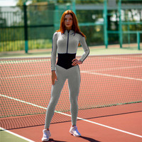 Comfortable Stylish Women's Fashion Sportswear Set [9705230223]