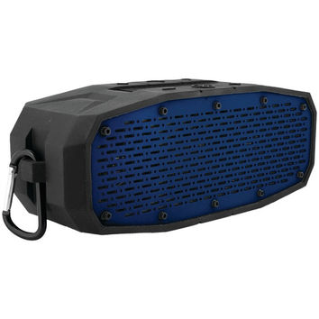 COLEMAN CBT17-BL Aktiv Sounds(TM) Waterproof Bluetooth(R) Bass Speaker (Blue)