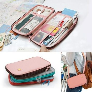 Little Prince B612 Travel Organizer Side Bag Crossbody Wallet Passport Money
