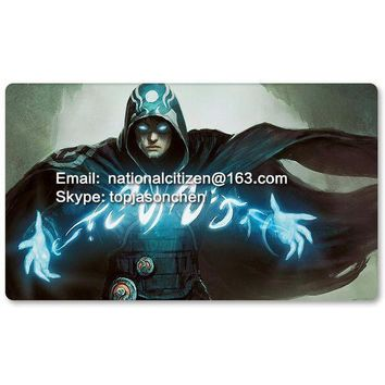 Many Playmat Choices  Jace The Mind Sculptor  Mtg Board Game Mat Table Mat For Magical Mouse Mat The Gathering 60 X 35cm