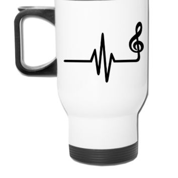 Frequency 2 - Travel Mug