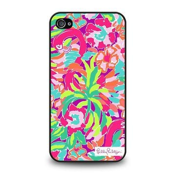 LILLY PULITZER SUMMER iPhone 4 / 4S Case Cover
