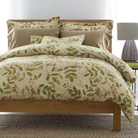 Bayberry Flannel Bedding