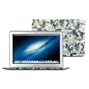 Hard Case Fabric Coated for 13 Macbook Air