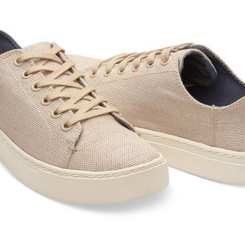 NATURAL YARN DYE WOMEN'S LENOX SNEAKERS