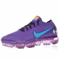 "Dragon Ball Z x Nike Air VaporMax Flyknit Running Sneaker Shoes""Purple""AA3859--015"