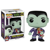 Munsters Eddie Munster Pop! Vinyl Figure - Funko - Munsters - Pop! Vinyl Figures at Entertainment Earth