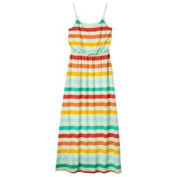 Mossimo Supply Co. Juniors Sleeveless Maxi Dress - Assorted Colors