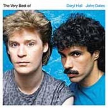 CREYCY2 VERY BEST OF HALL & OATES