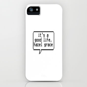 The Fault In Our Stars. iPhone & iPod Case by Jessica Rose